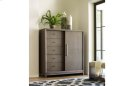High Line by Rachael Ray Sliding Door Chest Product Image
