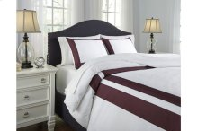 Queen Duvet Cover Set