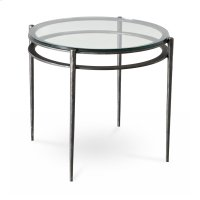 Camden Round End Table Product Image