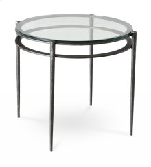 Camden Round End Table