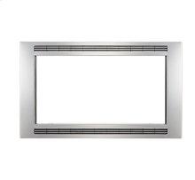 Frigidaire Black/Stainless 30'' Microwave Trim Kit