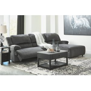AshleySIGNATURE DESIGN BY ASHLEYClonmel 3-piece Power Reclining Sectional With Chaise