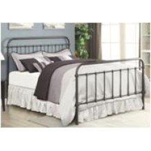 Livingston Transitional Dark Bronze Full Bed