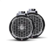 "Punch Marine 6.5"" Wakeboard Tower Speaker - Black"