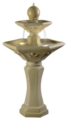 Outdoor Solar Fountain
