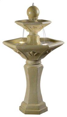 Outdoor Solar Fountain