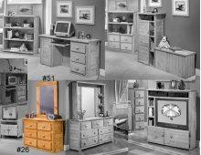 Mini Six-Drawer Dresser