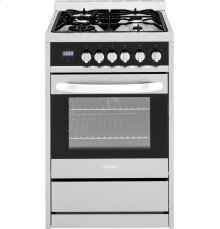 """24"""" 2.0 Cu. Ft. Dual-Fuel Free-Standing Range***FLOOR MODEL CLOSEOUT PRICING***"""