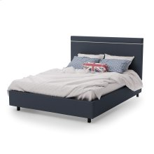 Breeze Upholstered Bed (rope) - Full