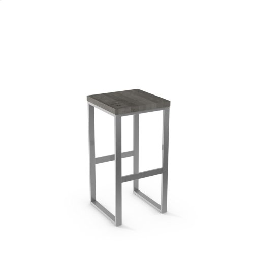 Aaron Non Swivel Stool (wood)