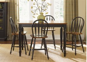 Gathering Table w/ 4 Stools