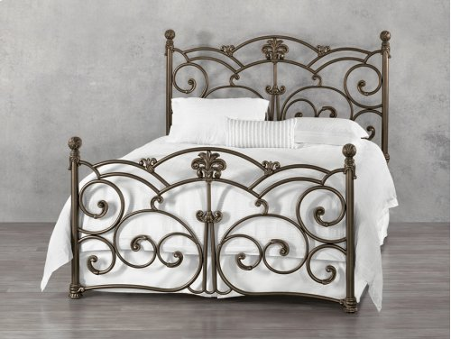 Lucerne Iron Bed