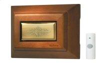 "Americana Wireless Door Chime Kit, 9-1/4""w x 6-7/8""h x 2-3/4""d"