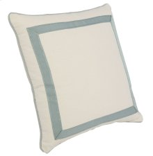 "Decorative Pillows Mitered Tape Picture Frame (23"" x 23"")"