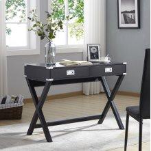 3879 Black Writing Desk