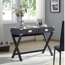 3879 Black Writing Desk