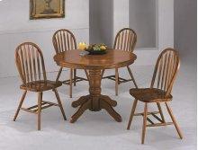 """Arrow Back Windsor Chair 36"""" Rta"""