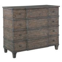 Lincoln Park Media Chest Product Image