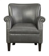 Emerald Home Oscar Accent Chair-dark Gray U3218-05-13