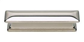 Alcott Pull 3 Inch (c-c) - Polished Nickel