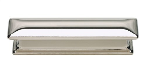 Alcott Pull 3 Inch (c-c) - Polished Nickel
