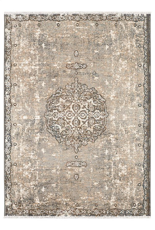 Floret Ivory Rectangle 3ft 6in x 5ft 6in