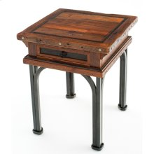 Red River - Tombstone 1 Drawer Nightstand