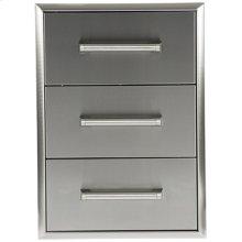 Three Drawer Cabinet