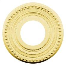Lifetime Polished Brass R007 Estate Rose