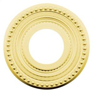 Lifetime Polished Brass R007 Estate Rose Product Image