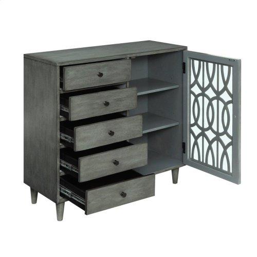 5 Drw 1 Dr Cabinet
