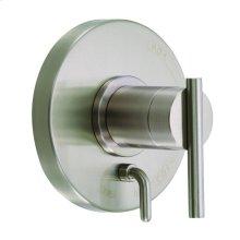 Brushed Nickel Parma® Valve-Only Trim Kit, Diverter on Valve