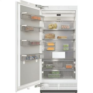 MieleF 2911 Vi MasterCool freezer For high-end design and technology on a large scale.