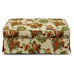 England Furniture Cambria Ottoman 5357-R