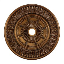 Corinna Medallion 33 Inch in Antique Bronze Finish