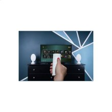 Frosted Blue EGG Versatile Desktop Speaker System