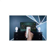 Pure White EGG Versatile Desktop Speaker System