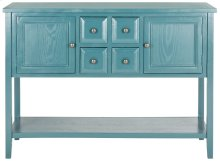 Charlotte Storage Sideboard - Slate Teal