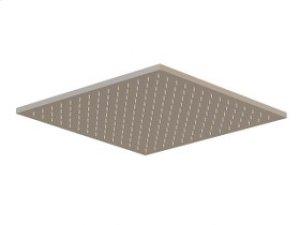 "12"" Square Shower Rainhead - Brushed Nickel Product Image"
