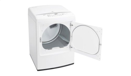 ***DISPLAY MODEL CLOSEOUT*** 7.3 cu. ft. Ultra Large Capacity High Efficiency Front Control Dryer w/ NFC Tag On