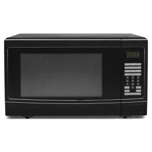 Amana1.6 cu. ft. Countertop Microwave with Sensor Cooking - black