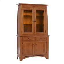 Vineyard 2 Door Hutch