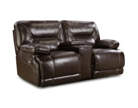 149-22-21  Reclining Console Loveseat