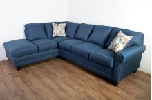Jitterbug Denim Sectional
