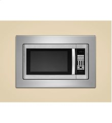 """27"""" Trim Kit for Countertop Microwaves - Stainless Steel"""