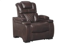 HOT BUY CLEARANCE! Power Recliner with Adjustable Headrest