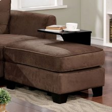 Clare Ottoman W/ Side Table