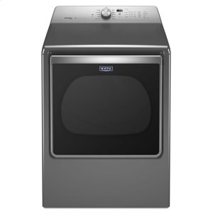 8.8 cu. ft. Extra-Large Capacity Dryer with Steam Refresh Cycle - METALLIC SLATE