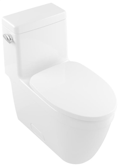 1-PC toilet - White Alpin