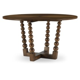 Artefact Bobbin Dining Table